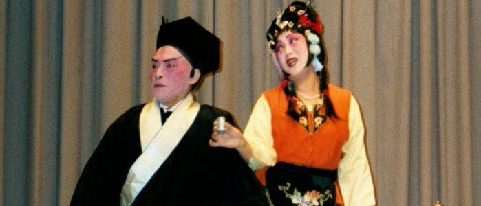 The Beauty of Kunqu at the Smithsonian 2001 【牡丹亭:拾畫】【潘金蓮:挑簾、裁衣】