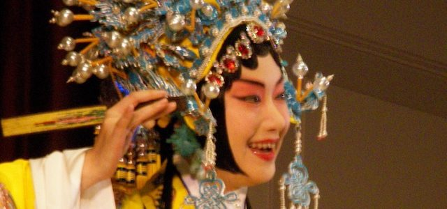 Emperor and Consorts in Motion at Freer 2006 【小宴】